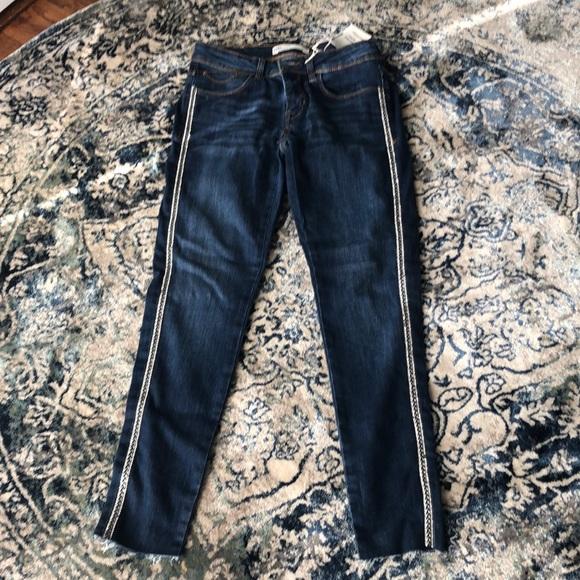 Zara 1975 denim size 4 jeans